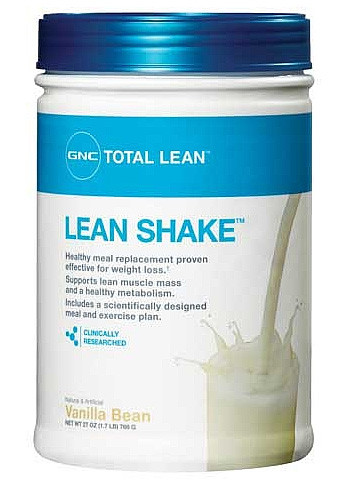gnc shakes weight loss reviews