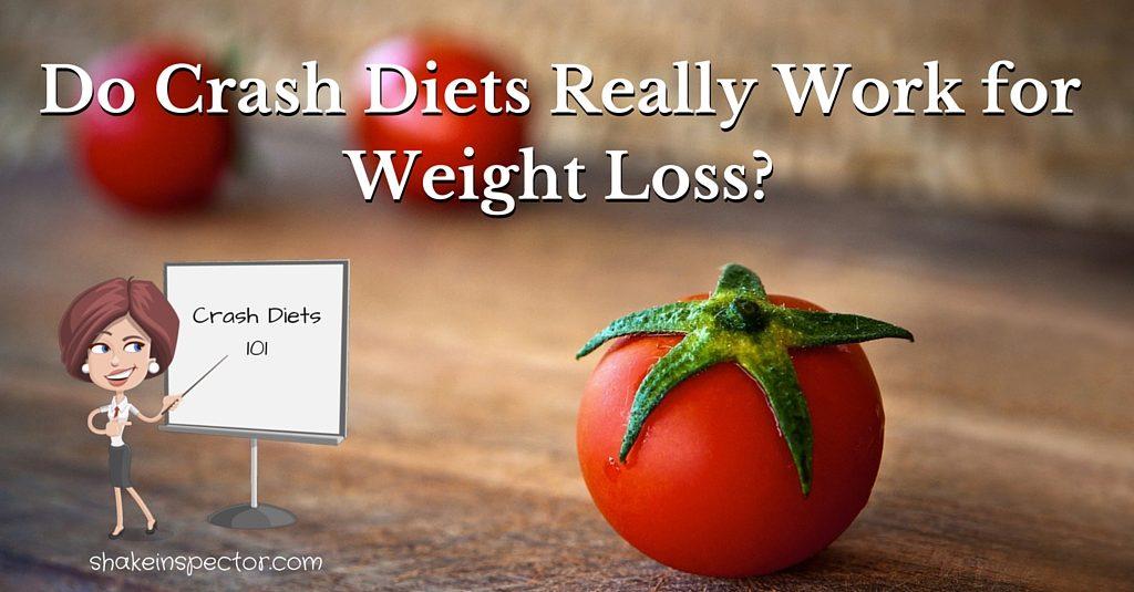 Do Crash Diets Work