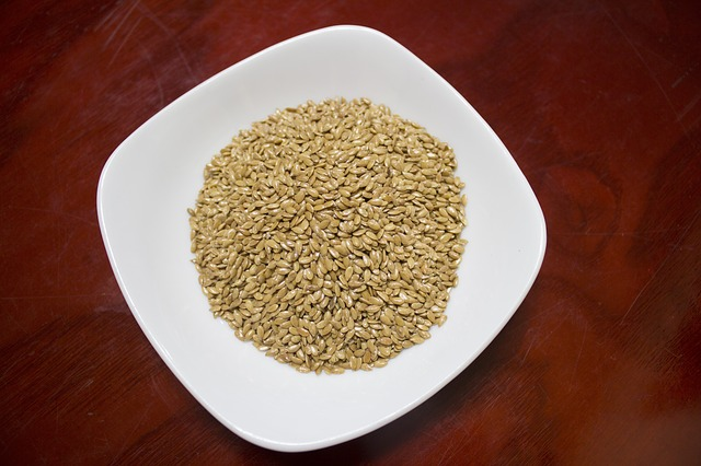 Yellow Flax Seed