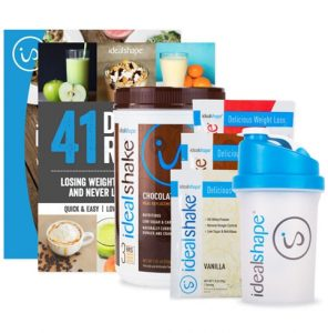 1 Idealshape Get Started Package