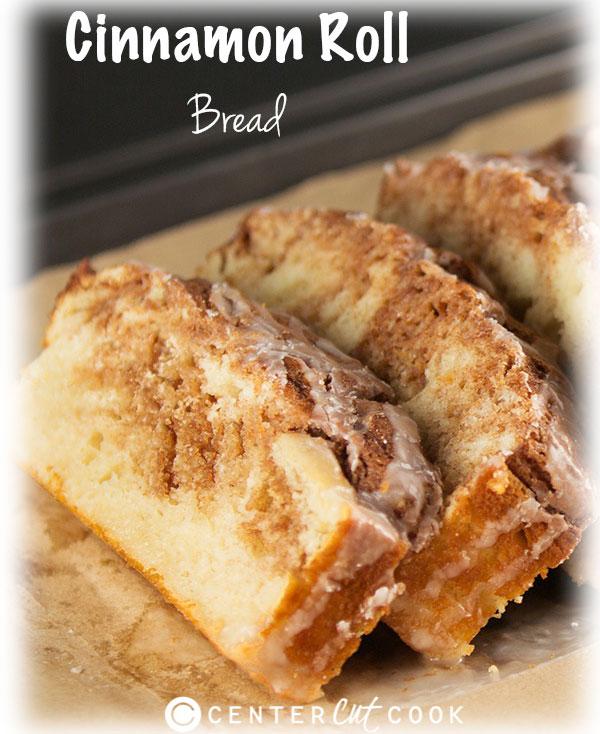 13 Cinnamon Roll Bread