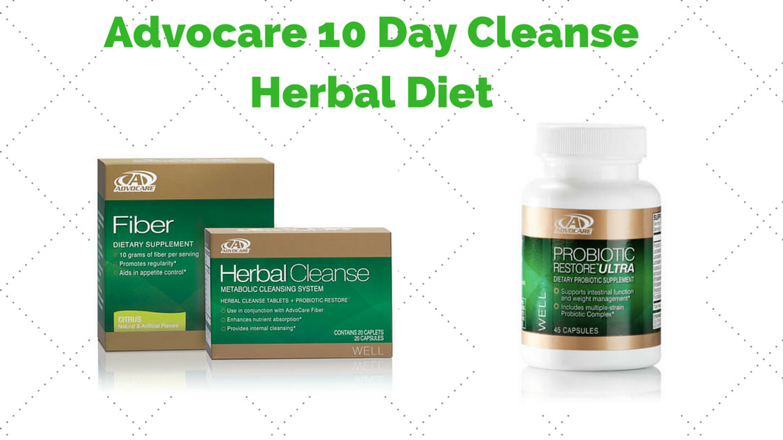 Review What Is Advocare 10 Day Herbal Cleanse Diet Nutri Inspector
