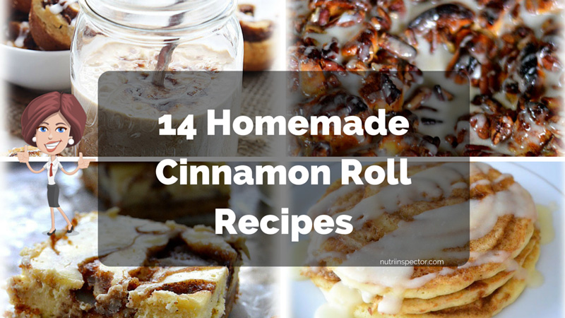 Homemade Cinnamon Roll Recipes