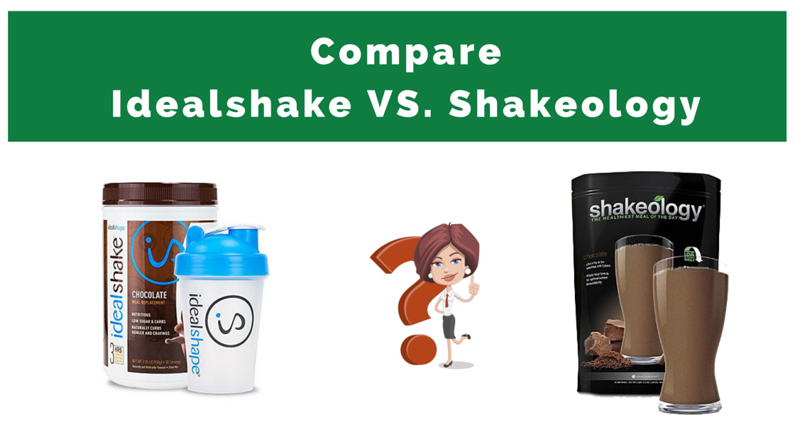 Idealshake Vs Shakeology