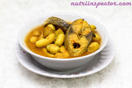 Fish Curry Garcinia