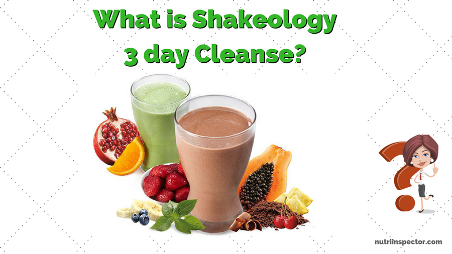 What Is Shakeology 3 Day Cleanse