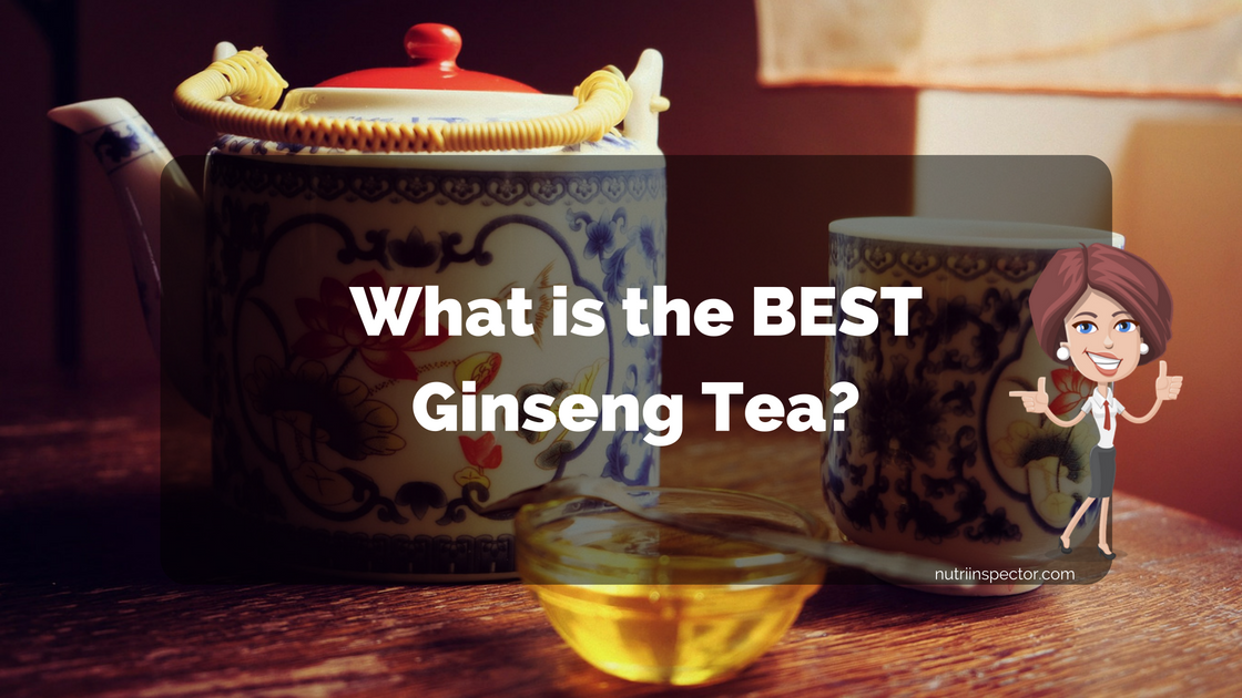 Best Ginseng Tea
