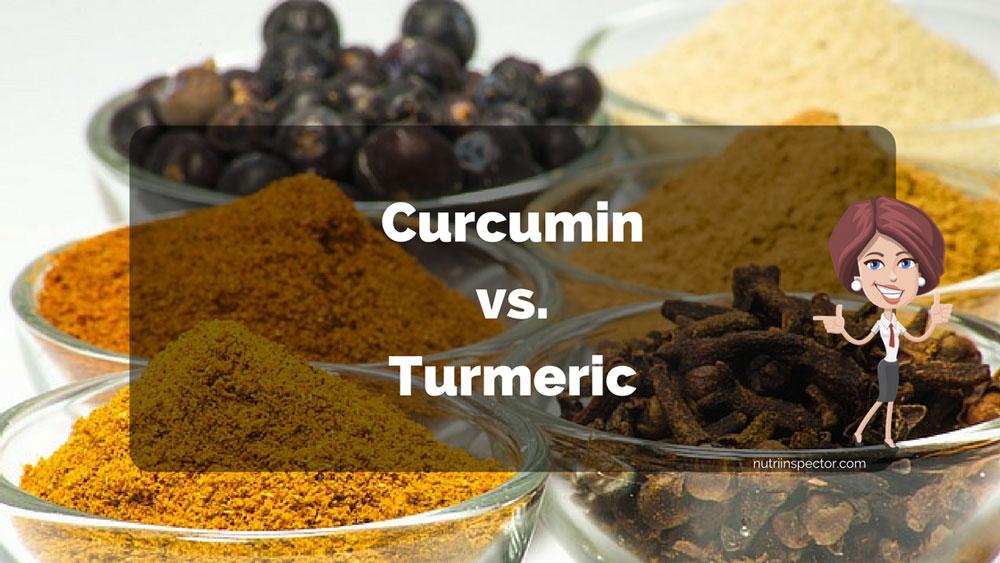 Curcumin Vs Turmeric