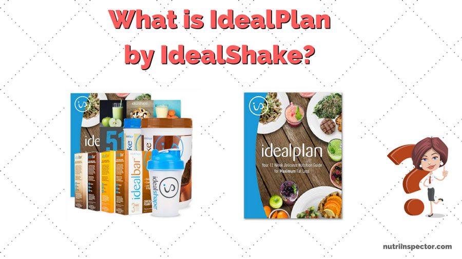 What Is Idealplan By Idealshake