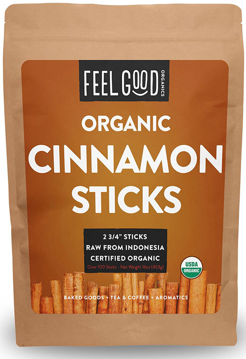 Feel Good Cinnamon Sticks