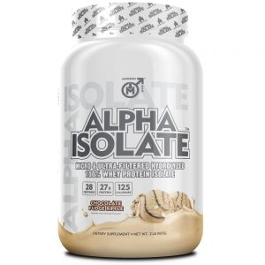 Alpha Isolate Protein Powder