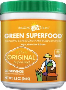 Amazing Green Grass Superfood Gluten Free Shake