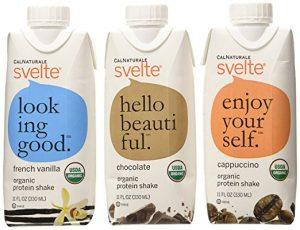 Calnaturale Organic Protein Shake