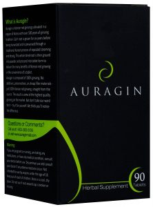 Auragin Red Korean Ginseng