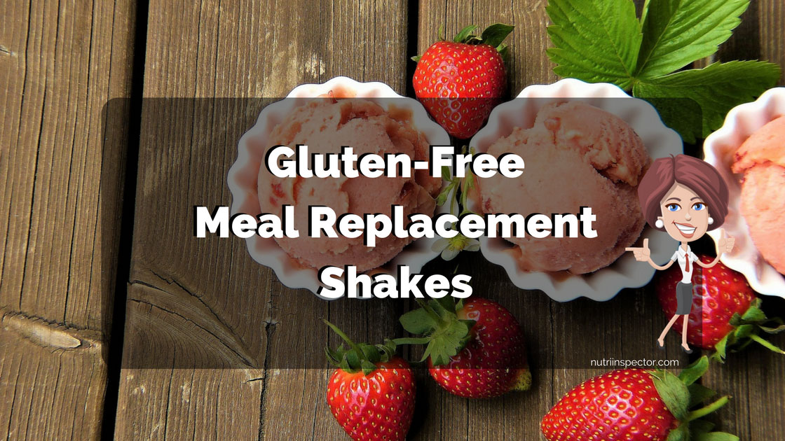 Gluten Free Replacement Shakes