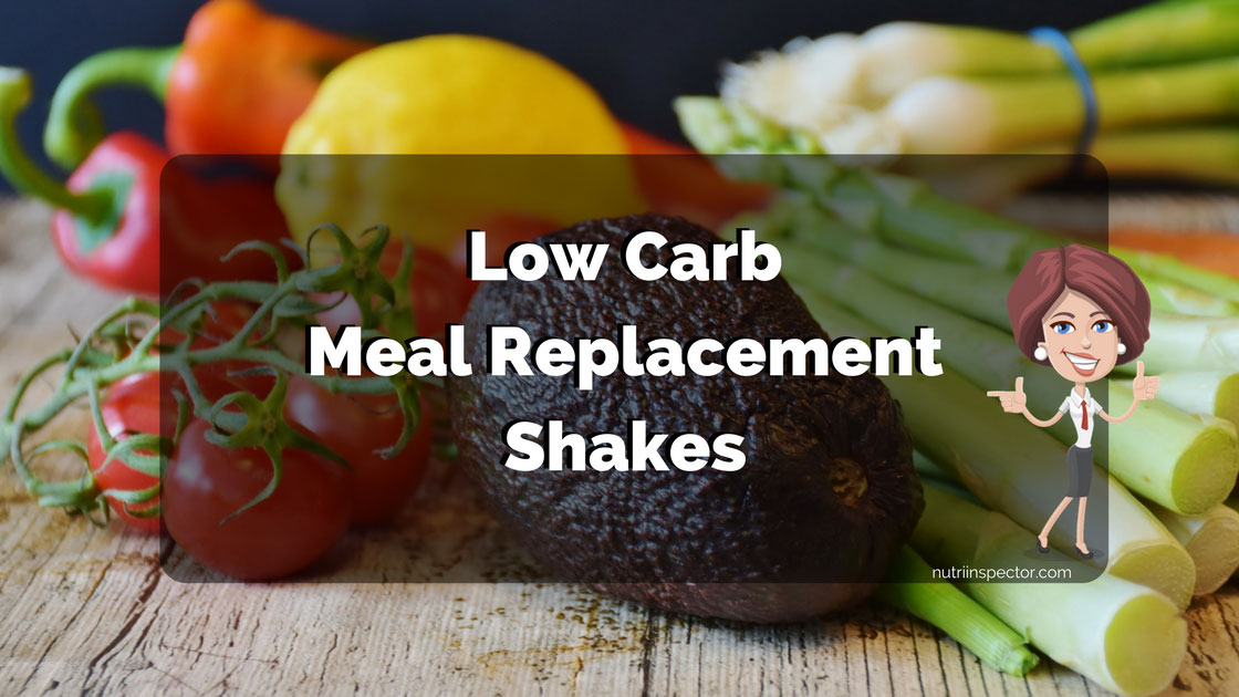Low Carb Shakes