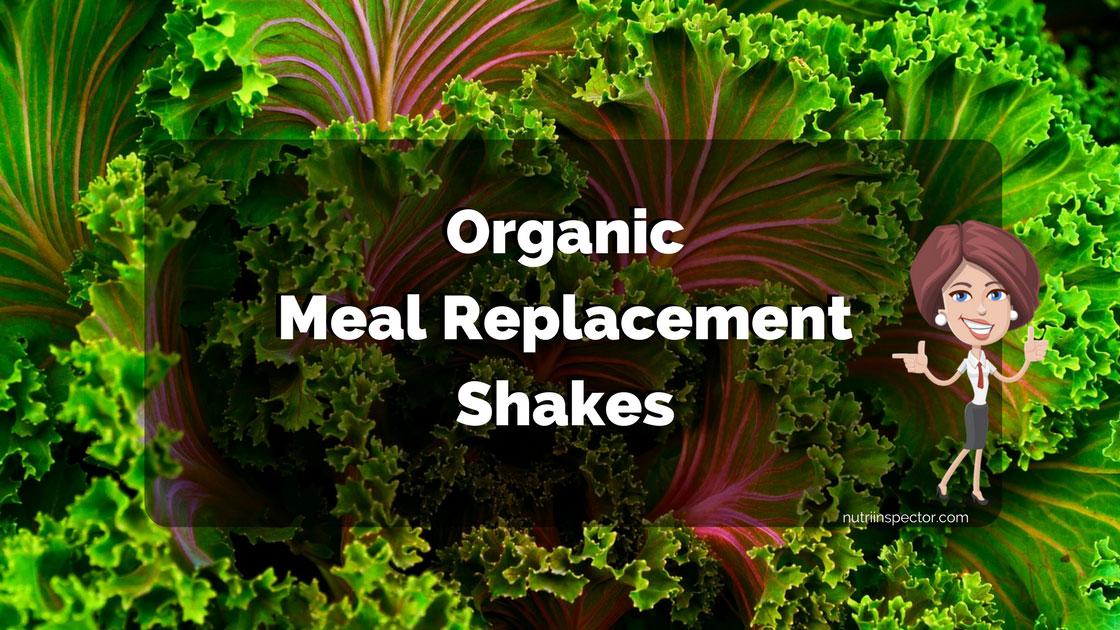 Organic Meal Shakes
