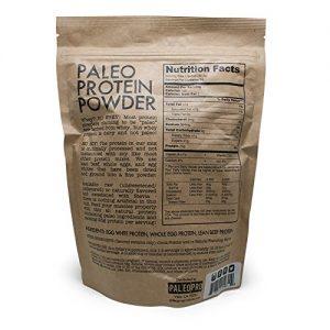 Paleopro Protein Powder Ingredients
