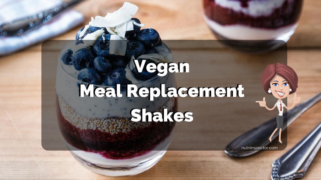 Vegan Meal Replacements