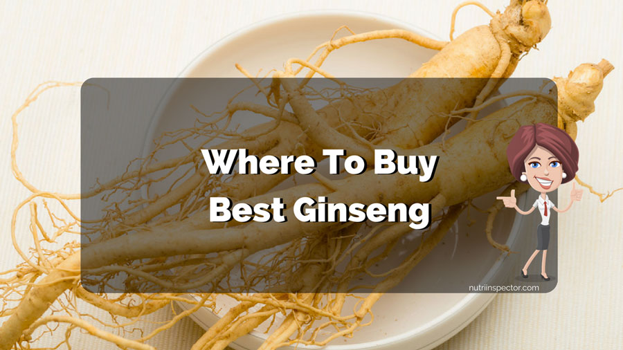 Where To Buy Best Ginseng