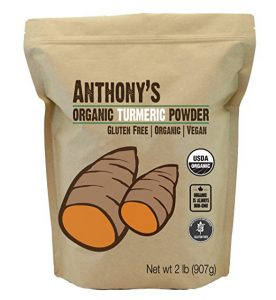 Anthonys Turmeric Powder