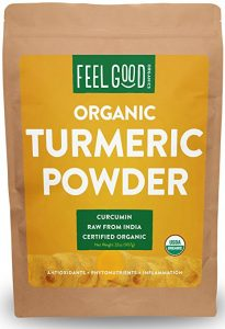 Feelgood Organics Turmeric Powder