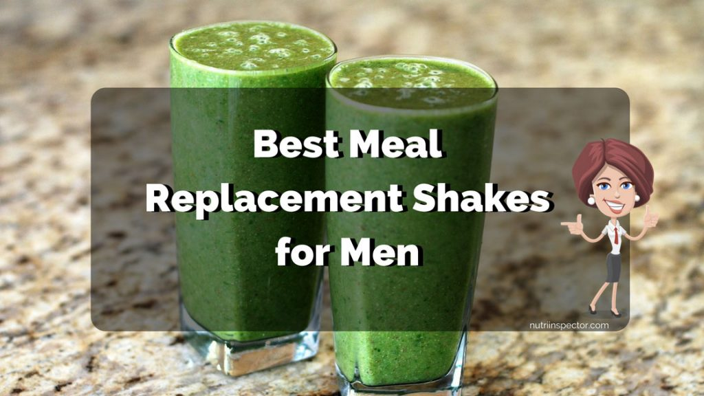 Meal Replacement Shakes For Men