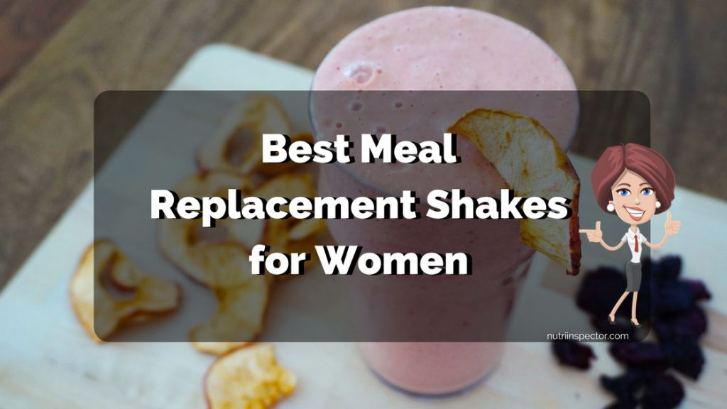 Meal Replacement Shakes Women
