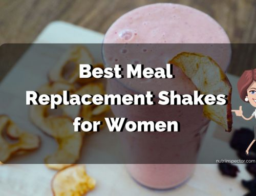 Meal Replacement Shakes for Women