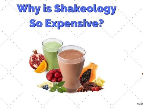 Why is Shakeology so Expensive?