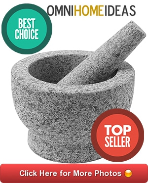 What is the Best Mortar and Pestle Set for Your Kitchen in