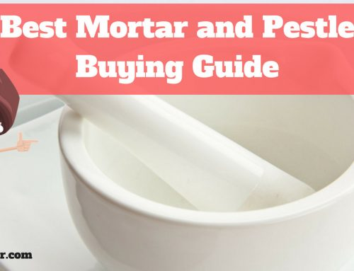 The Best Mortar and Pestle Buying Guide