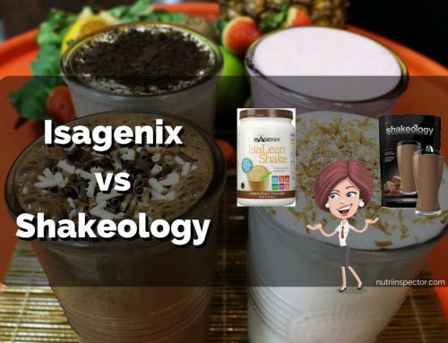 Isagenix vs Shakeology
