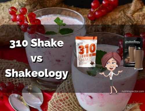 310 Shake vs Shakeology – The Final Comparison Research Results