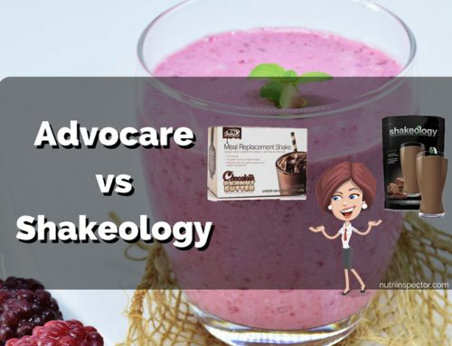 Advocare vs Shakeology