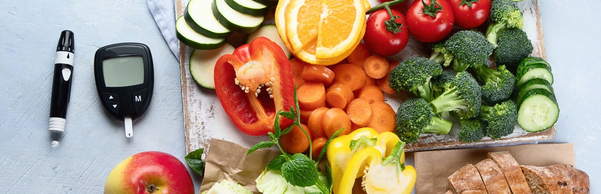 Low Glycemic Healthy Foods For Diabetic Diet