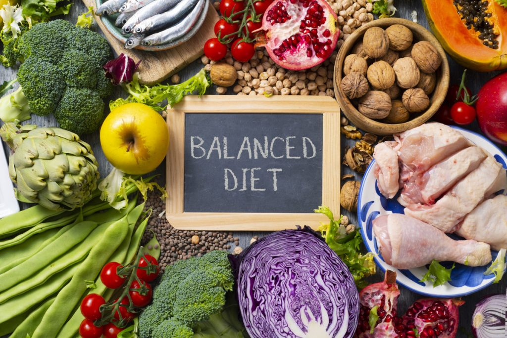 3 Dietary Tips For Staying Fit And Healthy