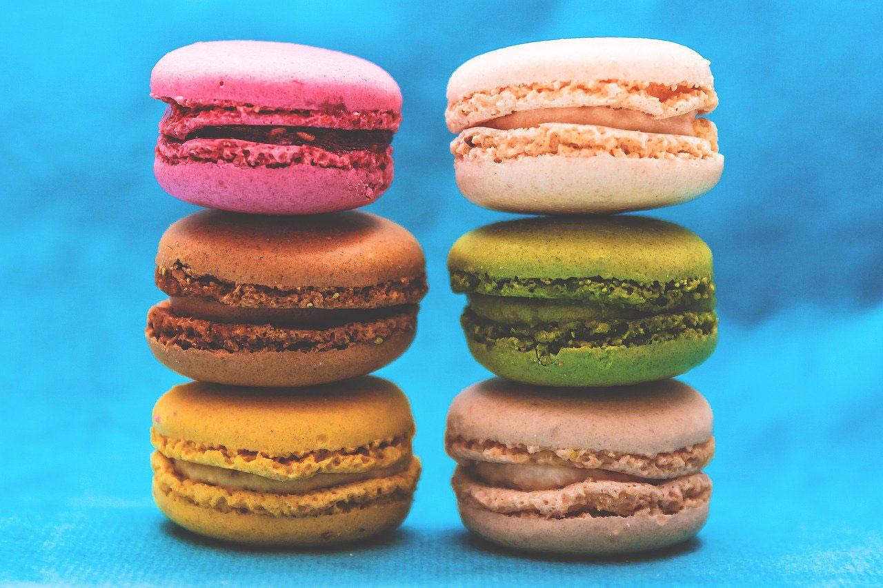 Macarons Aquafaba