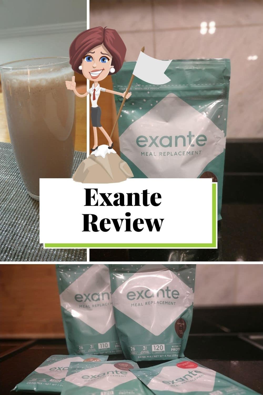 Exante Review Pin