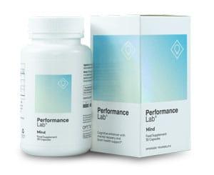 Performance Lab Mind Best Brain Supplement