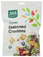 Whole Foods Croutons Vegan