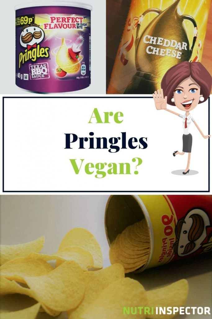 Are Pringles Vegan Pinterest