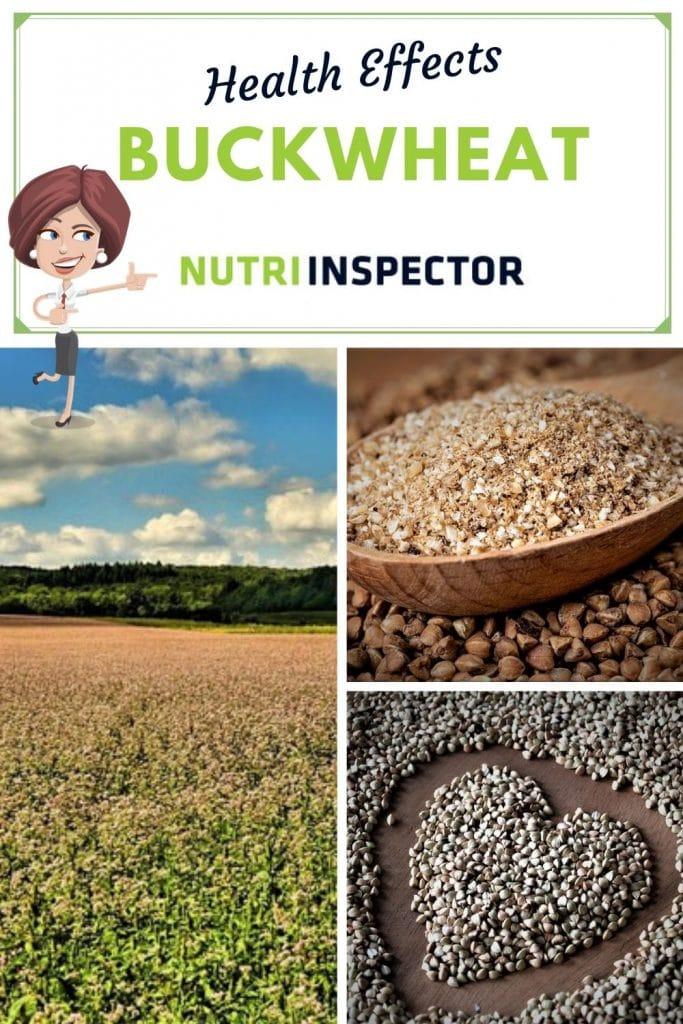 Buckwheat Pin