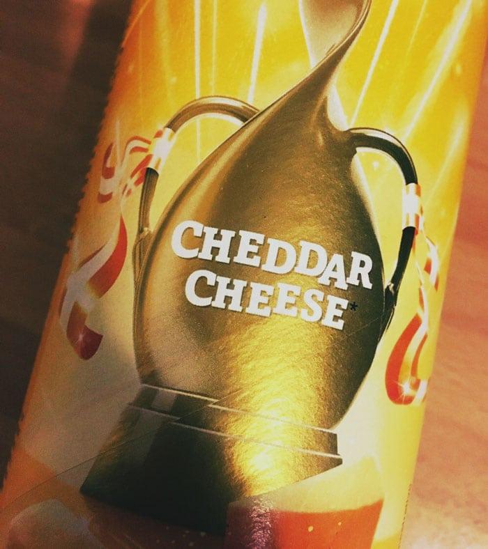 Cheddar Sour Cream