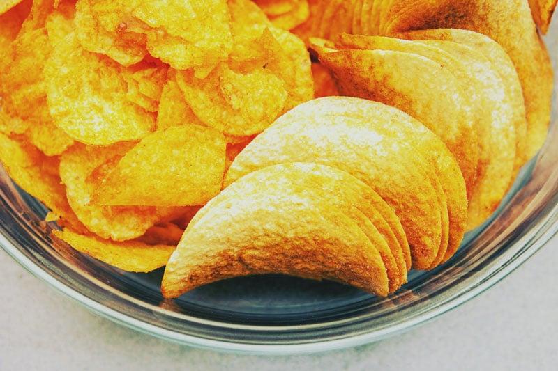 Crisps Pringles