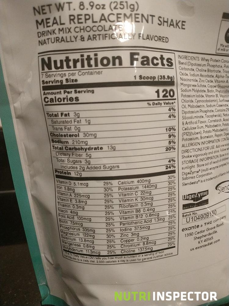 Exante Ingredients