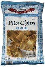 Traders Joe Pita Chips