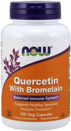 Now Foods Quercetin Supplements For IC