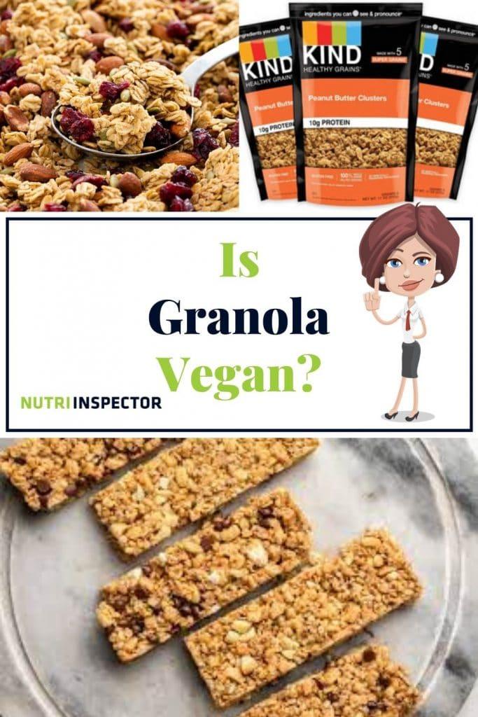 Is Granola Vegan