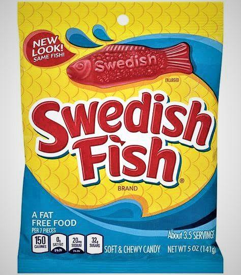 Swedish Fish Vegan